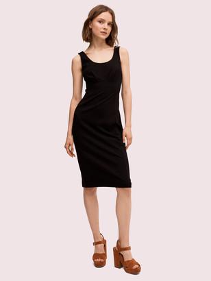 Kate Spade Ponte Paneled Dress