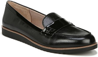 LifeStride Slip-On Patent And Faux Leather Loafers - Zee