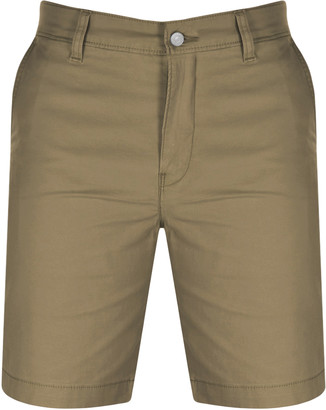 Levi's Levis Chino Taper Shorts Green