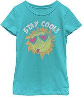 Fifth Sun Tahiti Blue 'Stay Cool' Tee - Toddler & Girls