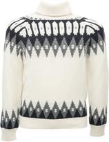 Doppiaa Turtleneck Pullover