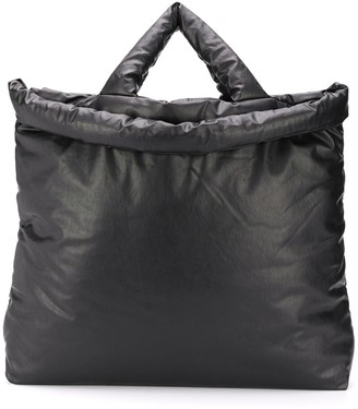 Kassl Editions Oversized Padded Tote Bag