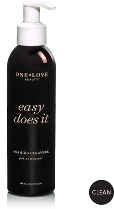One Love Organics 6.3 oz. Easy Does It Foaming Cleanser