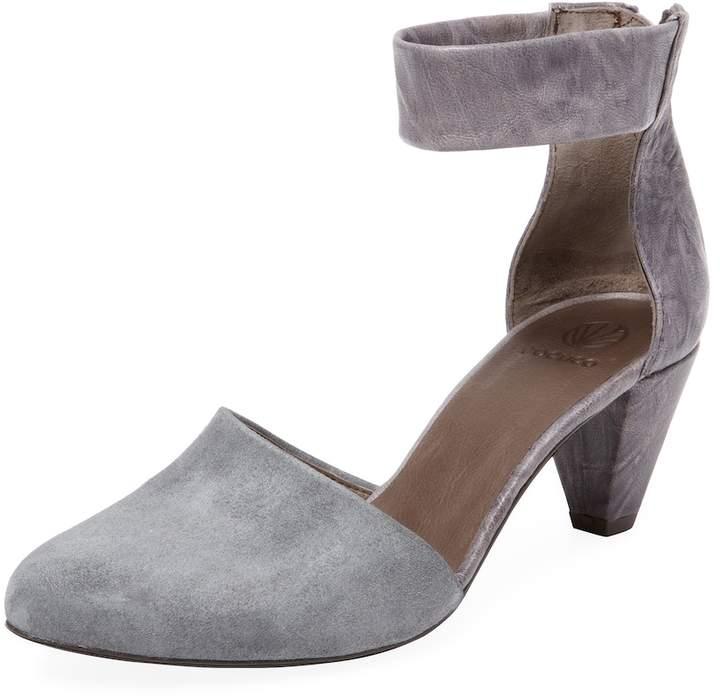 Coclico Women's Sly Ankle-Wrap Pump