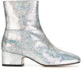 Joseph glitter ankle boots