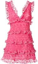 Giamba ruffled dress