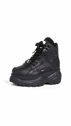 Buffalo London 1340-14 Womens Sneaker Negro 3.5 UK (36 EU)
