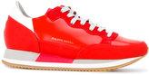 Philippe Model lace-up sneakers - women - Leather/Foam Rubber - 37