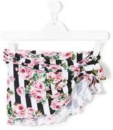 Dolce & Gabbana floral print sarong