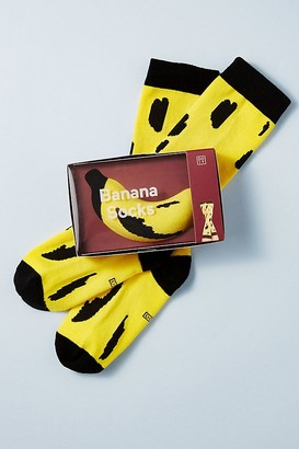 DOIY Banana Socks