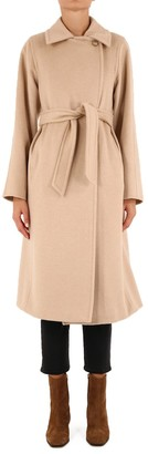 Max Mara Wrap Around Coat