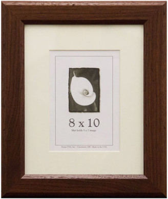 Frame Usa American Hardwoods Dark Walnut Picture Frame, 8x10