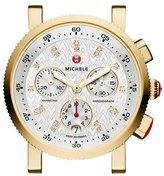 Michele 'Sport Sail' Chronograph Watch Case, 36mm