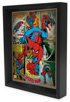 Marvel Heroes Spiderman 3D Lenticular Wall Art