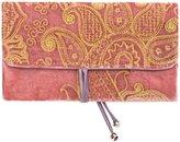 Shiraleah Lafayette Mini Jewelry Roll - Blush