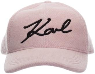 Karl Lagerfeld Paris K/Signature Cap