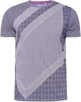 Ted Baker Men's Cropper Geo Print Cotton T-Shirt