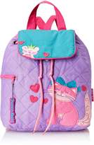 Stephen Joseph Quilted Backpack, Multi-Colored