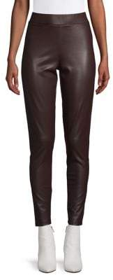 Only Faux Leather Leggings