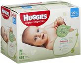 Huggies 552-Count Natural Care® Wipes