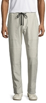 James Perse Heathered Knit Joggers