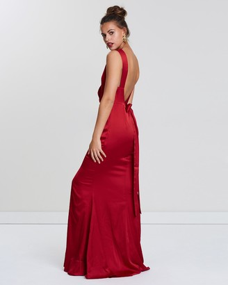 Miss Holly - Women's Maxi dresses - Thira Dress - Size One Size, XS at The Iconic