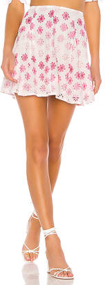 Lovers + Friends Hugh Mini Skirt