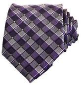 Arrow Diamond Pattern Tie