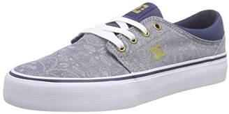 DC Women's Trase TX SE J Shoe Low-Top Sneakers,4 UK