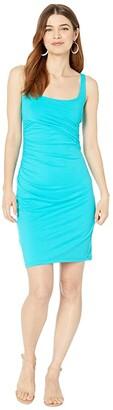 Susana Monaco Gather Tank Dress (St. Lucia) Women's Dress
