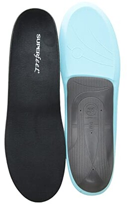 Superfeet EVERYDAY Comfort (Slate) Insoles Accessories Shoes
