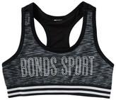 Bonds Girls Micro Sport Racer Crop