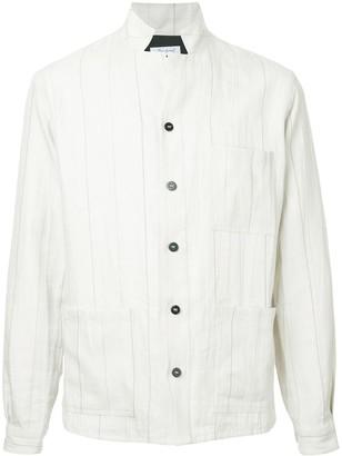 Bergfabel Checked Casual Shirt