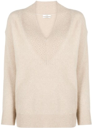 Co V-neck cashmere jumper