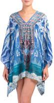 Goddess Jeweled Swim Cover-up