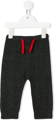 Zadig & Voltaire Kids Knitted Casual Trousers