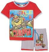 Nickelodeon Boy's Tortues Ni Sportswear Set