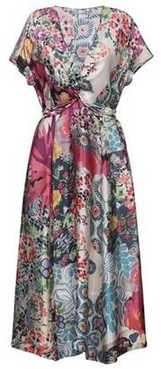 Caliban 3/4 length dress