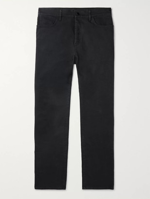 The Row Irwin Denim Jeans - Men - Black