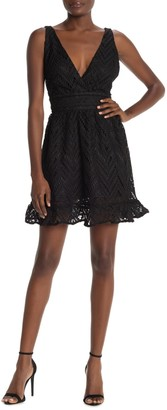 Sugar Lips All My Love Crochet Dress