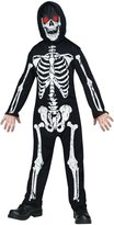 Fun World Costumes Fade In And Out Skeleton Phantom Costume for Kids