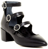 Charles by Charles David Wonder Triple Buckle Pump