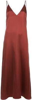 Forte Forte v-neck slip dress