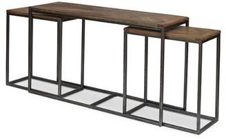 Sarreid Ltd. 3 Piece Console Table Set