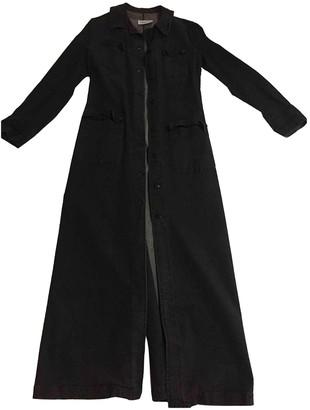 Maison Margiela Black Denim - Jeans Coats