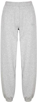 H2OFAGERHOLT Cream Doctor 2 Grey Cotton-blend Sweatpants