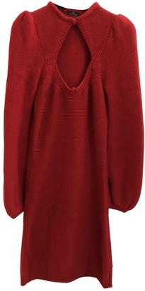 Anna Molinari Red Knitwear for Women
