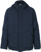 Bellerose front pocket padded coat