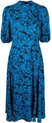 Diane von Furstenberg Nella midi dress