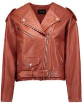 Isabel Marant Audric Leather Jacket